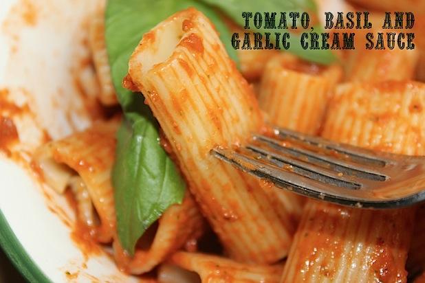 Tomato, Basil and Garlic Cream Sauce.jpg
