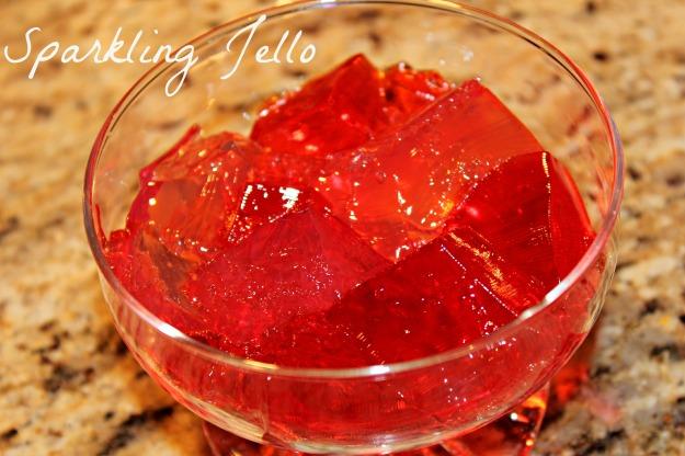 Sparkling Jello