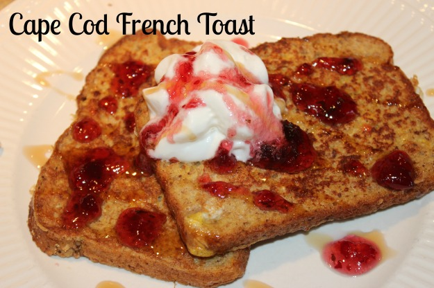Cape Cod French Toast
