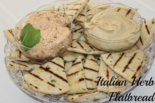 Italian Herb Flatbread