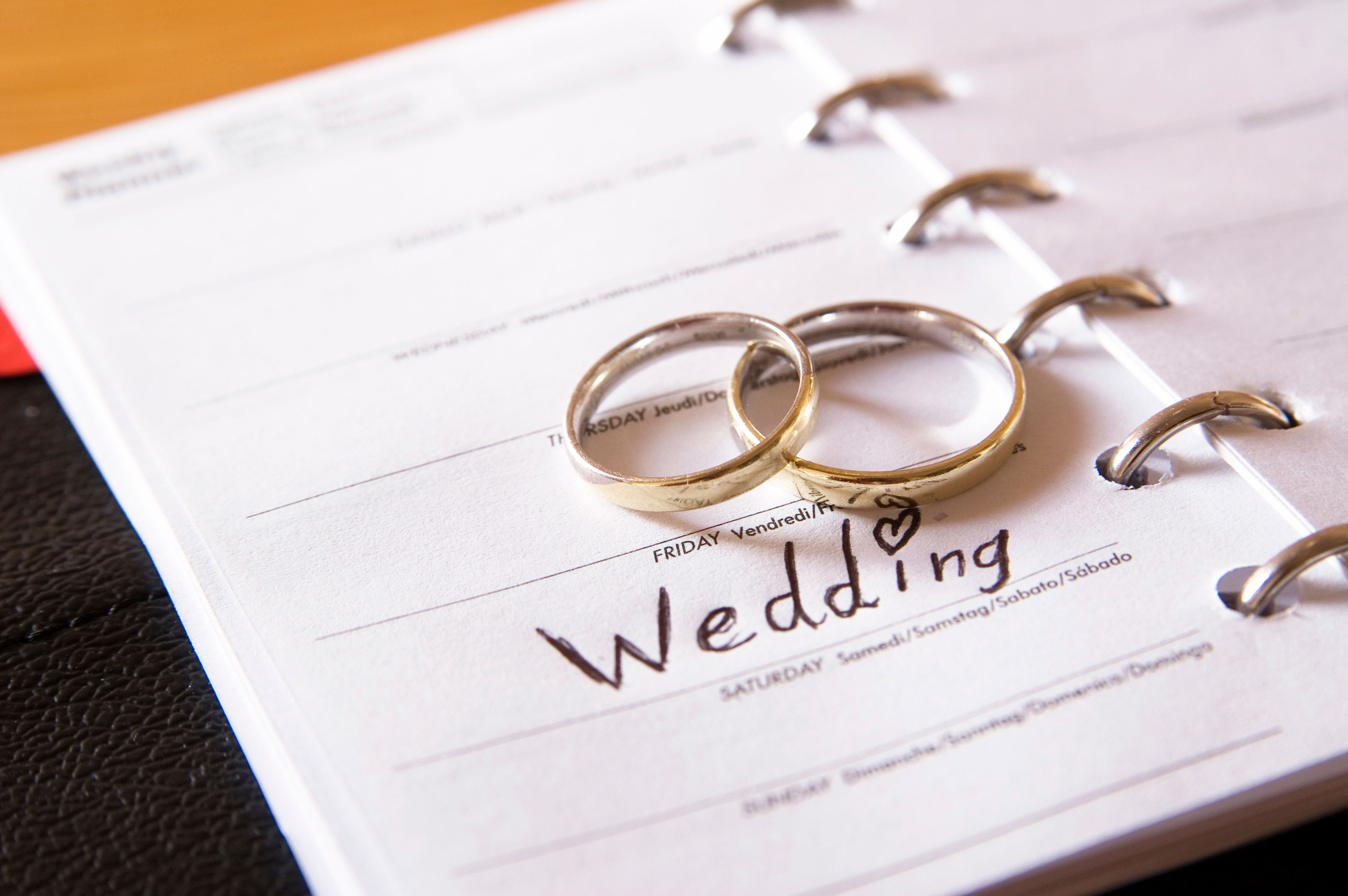 Lessen the pressure and organize your wedding planning for What to know about planning a wedding