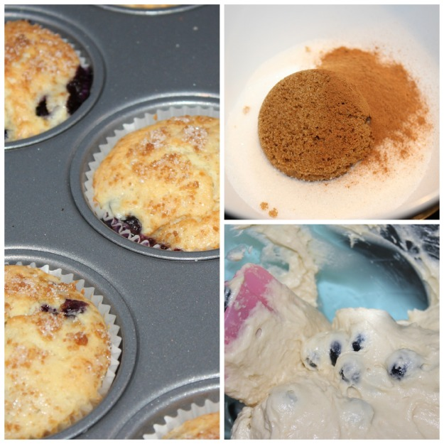 Blueberry Cupcakes 2