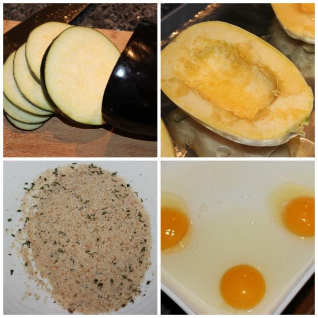 Eggplant Parm Make Over Steps