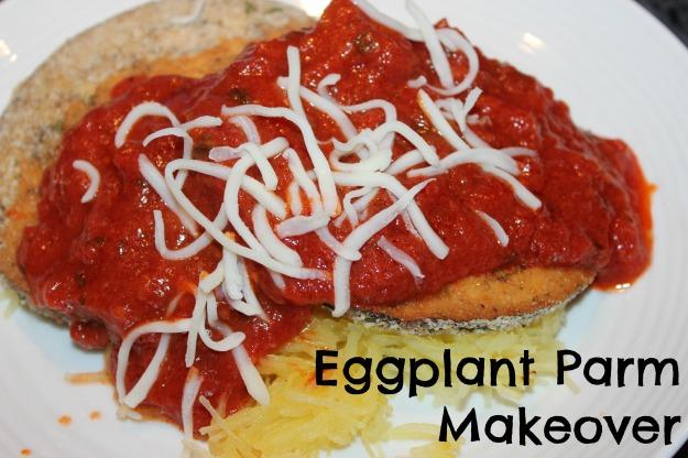 Eggplant Parm Makeover